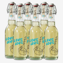 -Louie Louie organic white wine cuvée dry box of 6-21