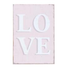-LOVE wood sign 9x3x13cm-21