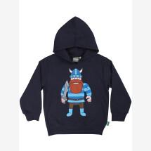 -Danefae Navy sweatshirt with your friend Erik-21