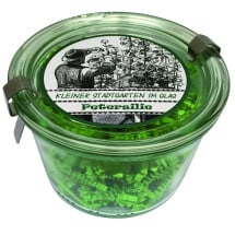 -PARSLEY HERBS FOR EXTERIOR IN THE WECK GLASS-2
