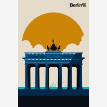 -Berlin 89 by Bo Lundberg Premium Poster-21
