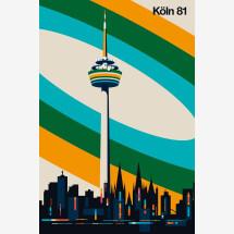 -Cologne 81 by Bo Lundberg Premium Poster-21