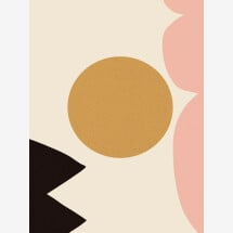-Abstract 1 by Dan Hobday Premium Poster-20