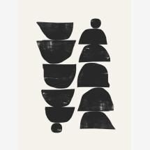 -Minimal Plant by Dan Hobday Premium Poster-21