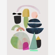 -North 2 by Dan Hobday Premium Poster-21