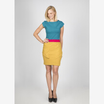 -Dress Aurea colorblocking-21