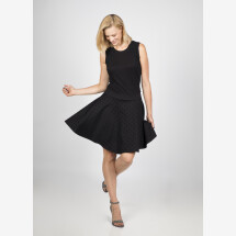 -Minidress Mina in black-21