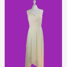-Vokuhila dress with halter neck in vanilla-21