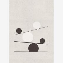 -Balance of kunga by The Artcircle Premium Poster-21
