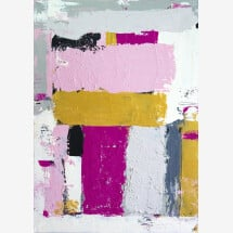-Pink is your lucky color by Tove Höglund by The Artcircle Premium Poster-21
