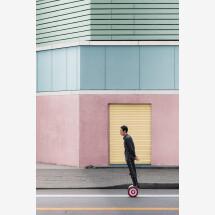 -Afternoon Slide by AJ Schokora Premium Poster-21