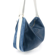 -Dark blue shoulder bag Lara Laurén-21