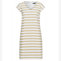 -yellow striped dress MORE and MORE-21