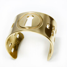 -GOLD PLATED CUFF-21