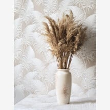 -Dried flowers pampas reed 3 fronds-21