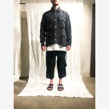 -Jacket with Pockets from ANDREA YAAQOV-21