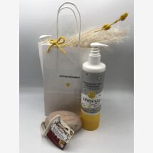 -Gift bag of soap and hand cream-21
