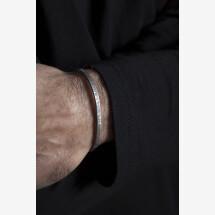 -Japanese Textured Cuff Bracelet-22
