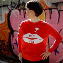 -Organic cotton sweatshirt BUZANA-21