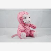 -Cuddly toy monkey-2