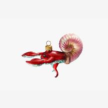 -Pendant crab table decoration thrush beard design-24