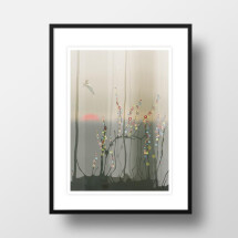 "-A4 Artprint ""Magic Forest""-21"