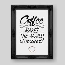 -A4 type print Coffee-21