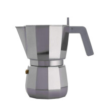 -Gray Moka Espresso Coffee Maker 6 Cup-21