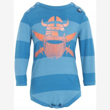 -Danefae blue stripes great body with cool orange pirate-21