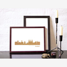 -Artprint Bamberg in rose gold-2