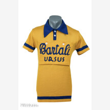 -BARTALI Ursus vintage style wool cycling jersey-21