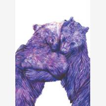 -Bear Hug signed gesso print-21
