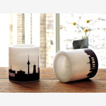 -Modern candle set BERLIN with Berlin Skyline 44spaces-21