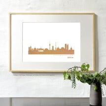 -Artprint Bremen in gold DUPLICATE-2