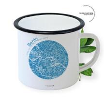 -Retro mug Berlin city map in petrol-2