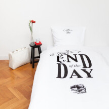 "-Bedding set ""End of the day""-21"