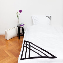 "-Bedding set ""Geometric""-21"