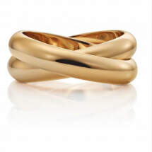-Duo ring gold-21