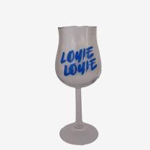 -Louie Louie Gray Wine Glass-21