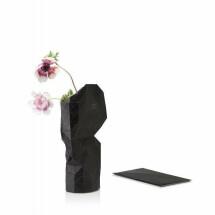 -Paper Vase Large Black-21