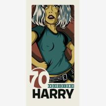 -Debbie Harry Print 30 x 60 cm-2