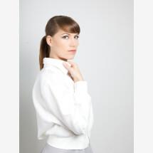 -Blouson jacket with waffle weave-22