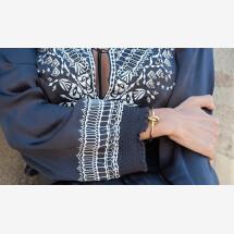 -Bracelet Knot XL Gold-20