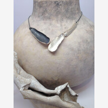 -elegant necklace made of 925 silver oxidized-21