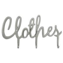 -Clothes wall coat rack aluminum-2