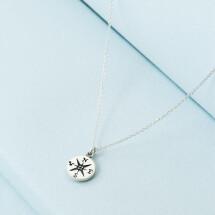 -Compass Necklace-21