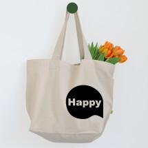 -Happy Extra-Large Statement Shopper-21