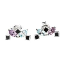 -Daring Little Earrings silver-21
