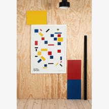 -De Stijl # 3 poster 50 x 70-21