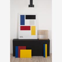 -De Stijl # 4 poster 50x70-21